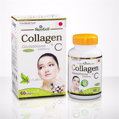 NEOCELL COLLAGEN+C 42000МГ 60 КАПС