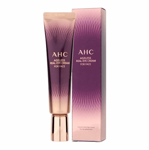 AHC Ageless Real Eye Cream для лица 12мл