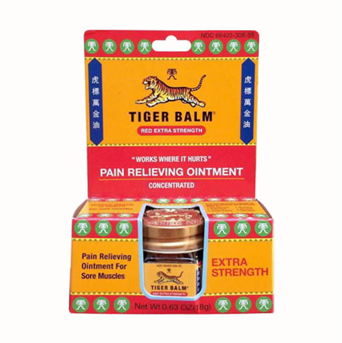 Tiger Balm Red Extra Strength